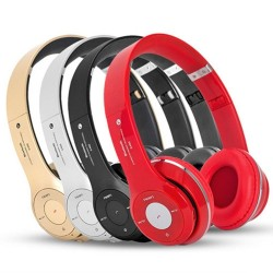 Auriculares bluetooth plegable