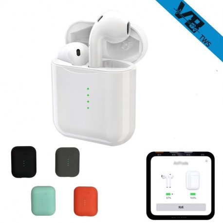 Auriculares inalambricos SMART MINI F11 tipo AirPods bluetooth Wireless