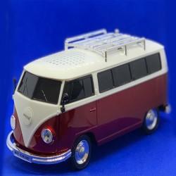 Altavoz bluetooth furgoneta Volkswagen T1 camper autocaravana radio usb mp3