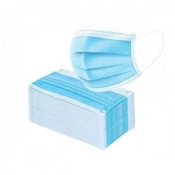 Mascarillas Higiénicas Desechables de triple capa