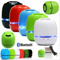 ALTAVOZ INALAMBRICO BLUETOOTH SPEAKER MANOS LIBRES LECTOR SD