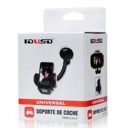 "Soporte de teléfono para Coche cristal Móvil GPS PDA 3.5"" - 6.3"" Ventosa brazo ajustable"