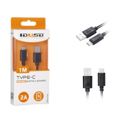 Cable USB TipoC carga y datos
