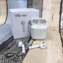 Auriculares inalámbricos i9S-TWS tipo AirPods bluetooth