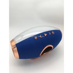 Altavoz Inalámbrico Bluetooth Portátil con iluminación led