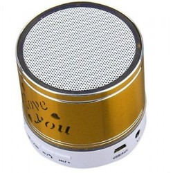 Mini Altavoz Mini Speaker S11 (Rojo)